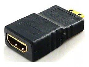 Redukcia HDMI (A) zdierka-HDMI (C) konektor