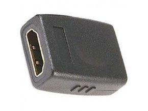 Spojka HDMI (A) zdierka-HDMI (A) zdierka