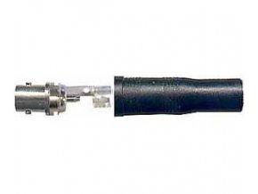 BNC zdířka kabelová do 6mm s vývodkou