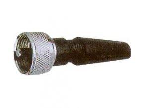 UHF konektor s vývodkou pro kabel do 7mm