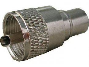 UHF konektor (PL) káblový 10mm (RG8,213) lisovacie
