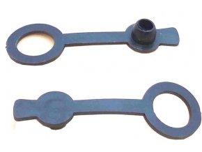 Gumový kryt DC konektora 2,1 a 2,5 mm