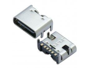 USB-C 3.1 zdierka do DPS