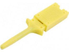 Meracie háčik žltý
