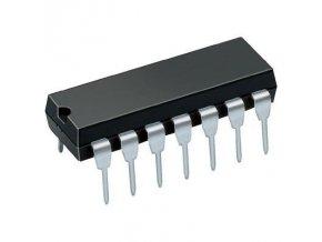 4012 2x 4 vstup. NAND DIL14 / MHB4012 /