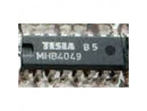4049 6x budič invertujúci, DIL16 / MHB4049 /