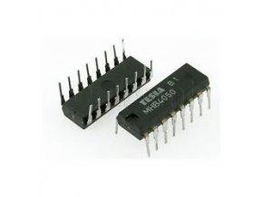 4050 6x budič neinvertujúci, DIL16 / MHB4050, TC4050 /