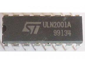 ULN2001A - tranzistorové polia Darlington DIL16, ST