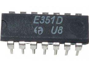 E351D-delič kmitočtu TTL, DIL14
