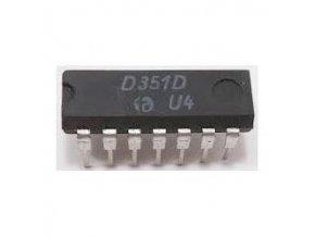 D351D-delič kmitočtu TTL, DIL14