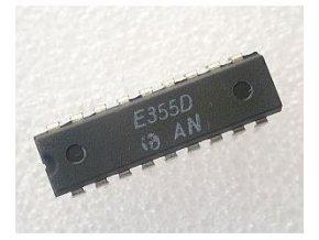 E355D - časovač, DIL18 / ~ D355D /