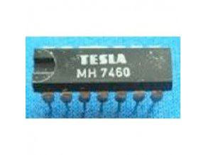 7460 2x 4vstup. expander, DIL14 / MH7460, MH5460, MH5460S, MH7460S /