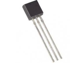 78L15 stabilizátor + 15V / 0,1A TO92