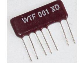 WTF001 - monstabilní klopný obvod