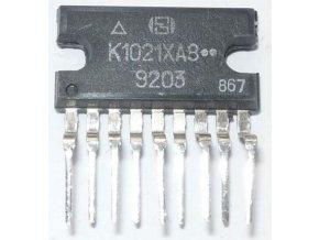 K1021CHA8, TV vertikál 110 ° / TDA3654 /