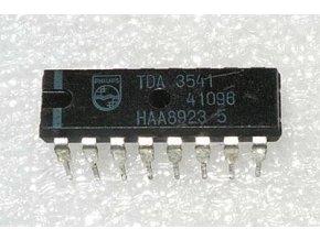 TDA3541 - obvod pre TV, DIL16