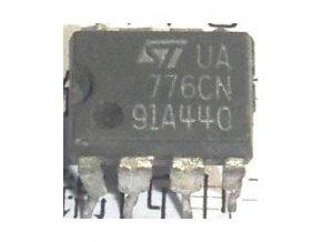 UA776CN - programovateľný OZ, DIL8