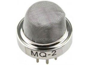 Snímač MQ-2 pre detekciu horľavých plynov