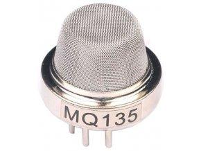 Snímač MQ-135 pre detekciu kvality ovduší