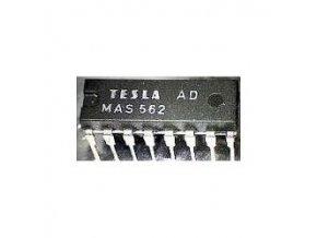 MAS562 - bezkontaktné prepínanie kanálov TV, DIL16