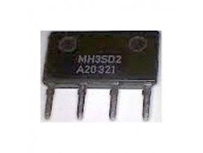 MH3SD2 - bezkontaktný snímač s Hallovou sondou