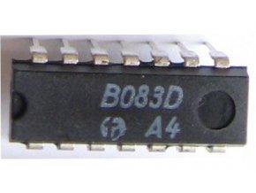 B083D / TL083 / 2xOZ J-FET, DIP14