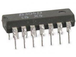 B304D - univerzálny spúšťací obvod, DIP14