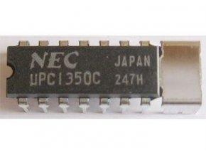 uPC1350C NF zosilňovač + ALC pre magnetofóny / NEC /