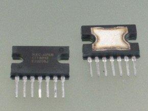 uPC1182H, NF zosilňovač 5,8W, SIP-7
