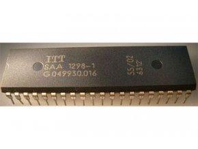 SAA1298-1, remote control + tuning, DIP40