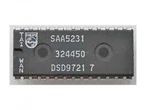 SAA5231, TV teletext, DIP28