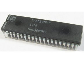 SAA5243P / E, DIP40