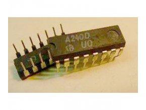 A240D mf zosilňovač