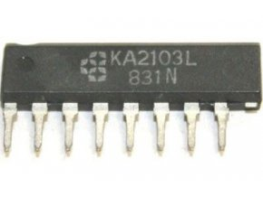 KA2103L - obvod pre TV, SIP8
