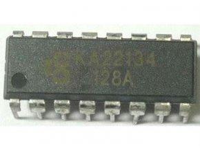 KA22134-predzosilňovač pre MGF stereo DIP16