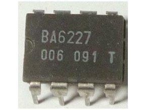 BA6227- riadenie motora DC, DIP8