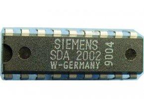 SDA2002 - PLL frekv.syntéza pre TV, DIP18