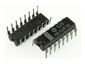 HA12413 - FM / AM prijímač Hitachi, DIL16