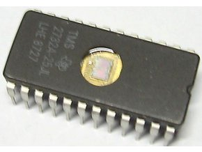 2732-250ns - EPROM 4k x 8bit, DIP24 / TI /