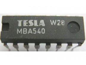 MBA540 - referenčný obvod PAL, DIL16