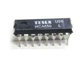 MCA650 - demodulátor PAL / SECAM, DIL16 / TCA650 /