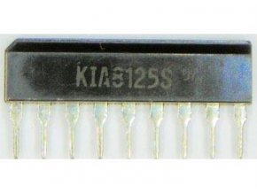 KIA8125S - predzosilňovač pre mgf, DIP9
