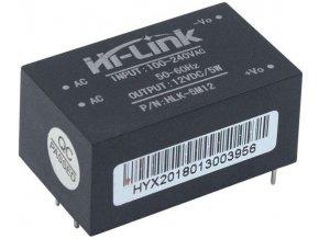 Spínaný zdroj Hi-Link HLK-5M12 12V / 0,42