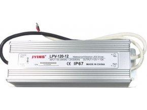 Zdroj - LED driver 12V DC / 120W - Jyins LPV-120-12