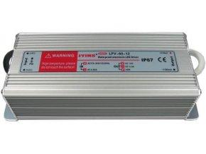 Zdroj - LED driver 12V DC / 60W - Jyins LPV-60-12