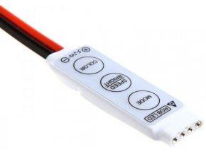 Ovládač LED pásikov RGB 12V / 3x2A