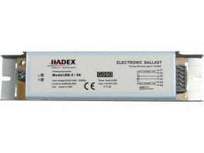 Elektronický předřadník EB-2x36 pro 2 zářivky 36W
