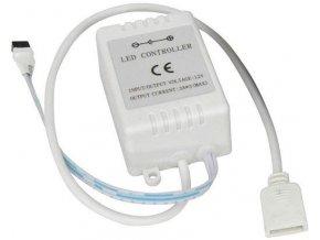 Ovládač LED 12V / 3x2A pre RGB žiarovky a pásky, IR D.O. 44 tlačidiel