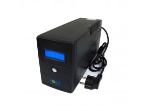 Záložný zdroj - 600 VA / 360 W 7Ah, UPS, VOLTPOLSKA MICRO UPS