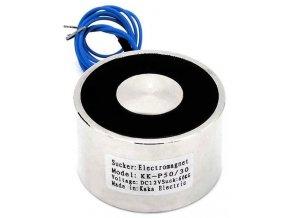 Elektromagnet P50 / 30 12VDC, 60kg
